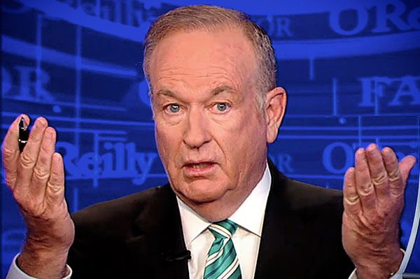 Bill O'Reilly Astrology of Downfall